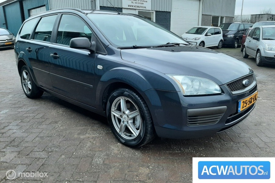 Ford Focus Wagon 1.6-16V Trend