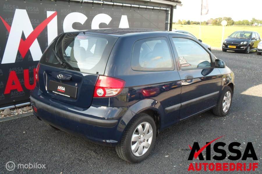 Hyundai Getz 1.3i GL APK TOT 05-12-2020