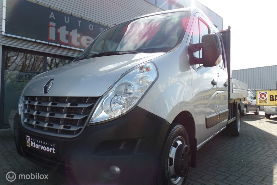 Renault Master  T35 L3/H2 DC 110kw 7 persoon