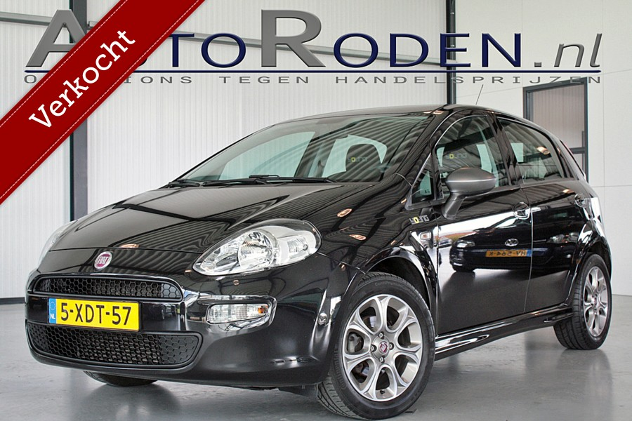 Fiat Punto Evo 0.9 TwinAir Young 5drs AirCo/LM velgen