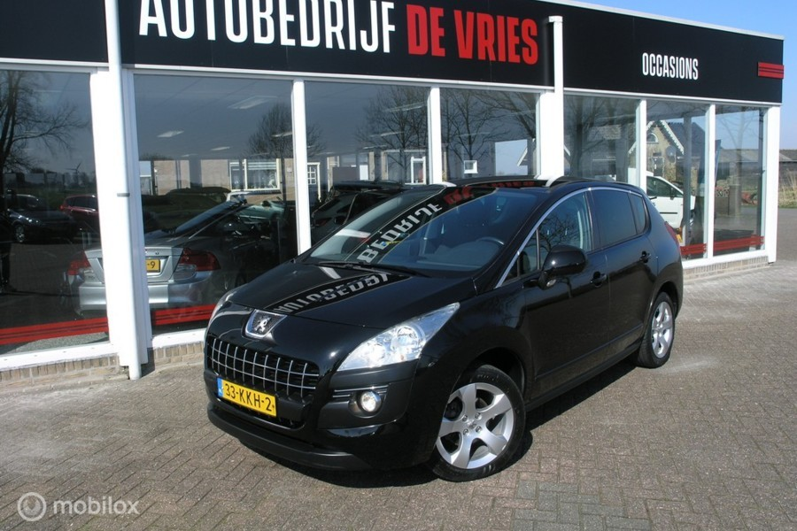 Peugeot 3008 1.6 VTi Blue Lease Navi/Clima/Cruise/Trekhaak
