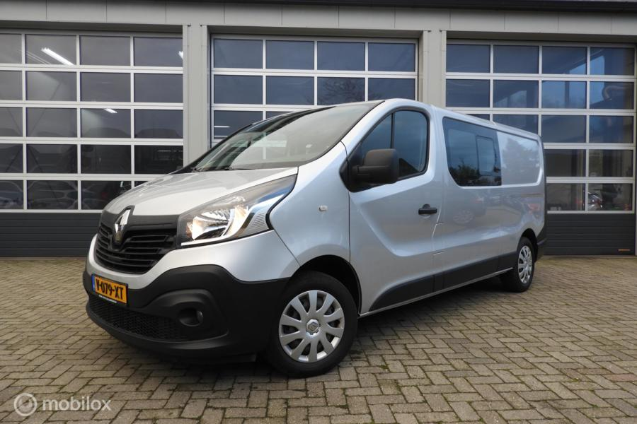 Renault Trafic bestel 1.6 dCi T29 L2H1 DC Luxe Energy