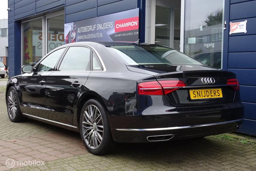 Audi A8 3.0 TDI quattro Lang