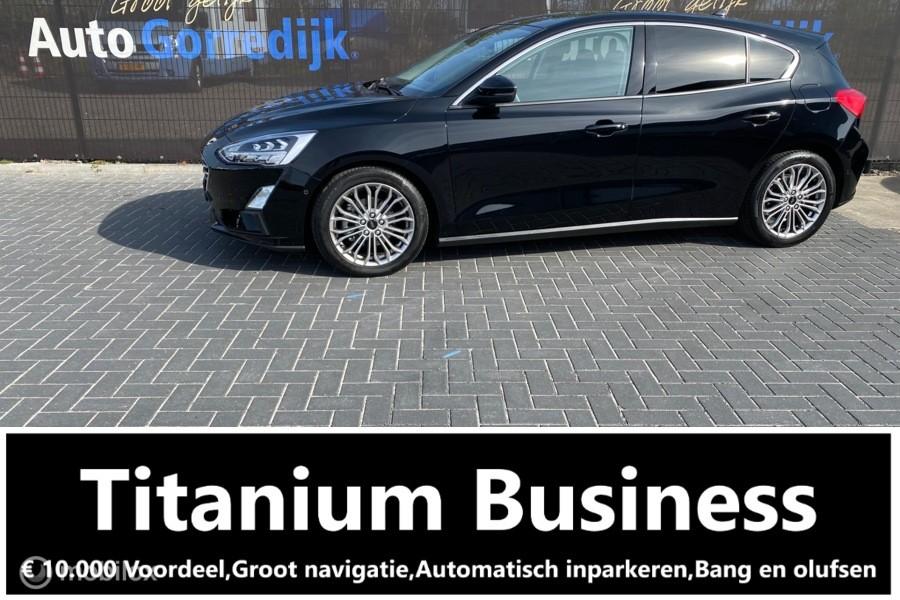 Ford Focus 1.0 EcoBoost Titanium Business B & O nw €30.000,-?>