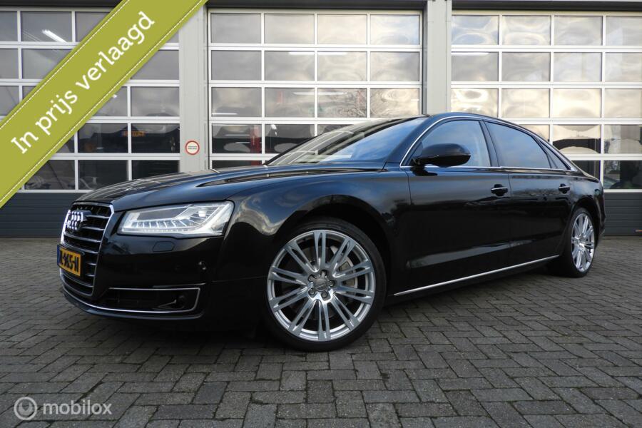 Audi A8 4.2 V8 TDI LANG 385pk Full optie's