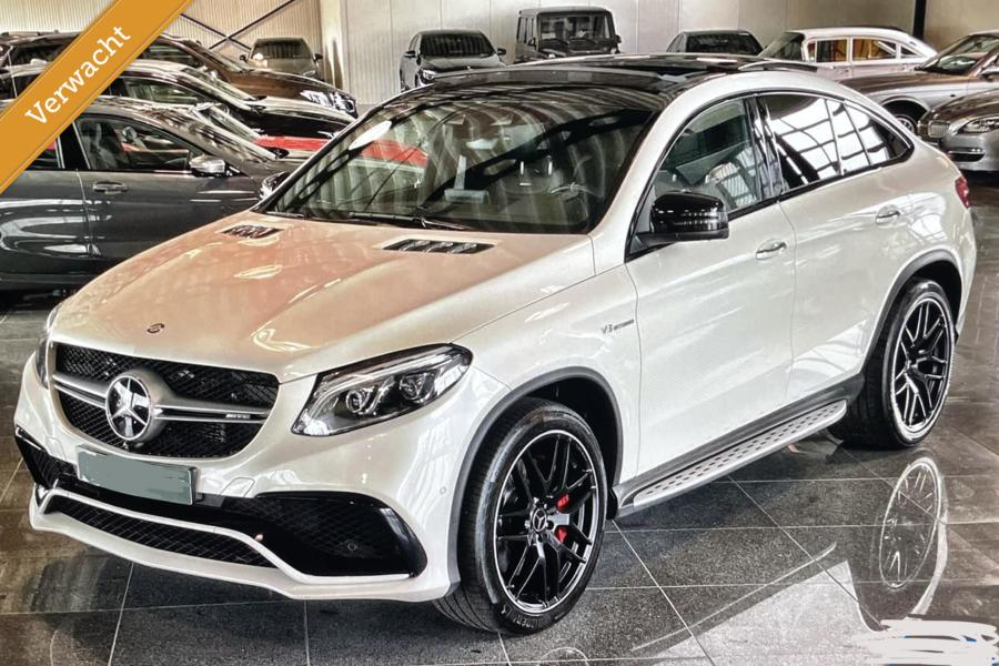 Mercedes GLE Coupe 63s AMG 4-Matic