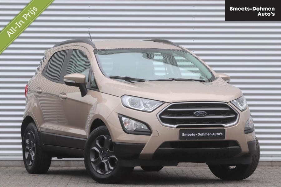 Ford EcoSport 1.0 EcoBoost Trend Ultimate   Navi   ZONDAGS OPEN!