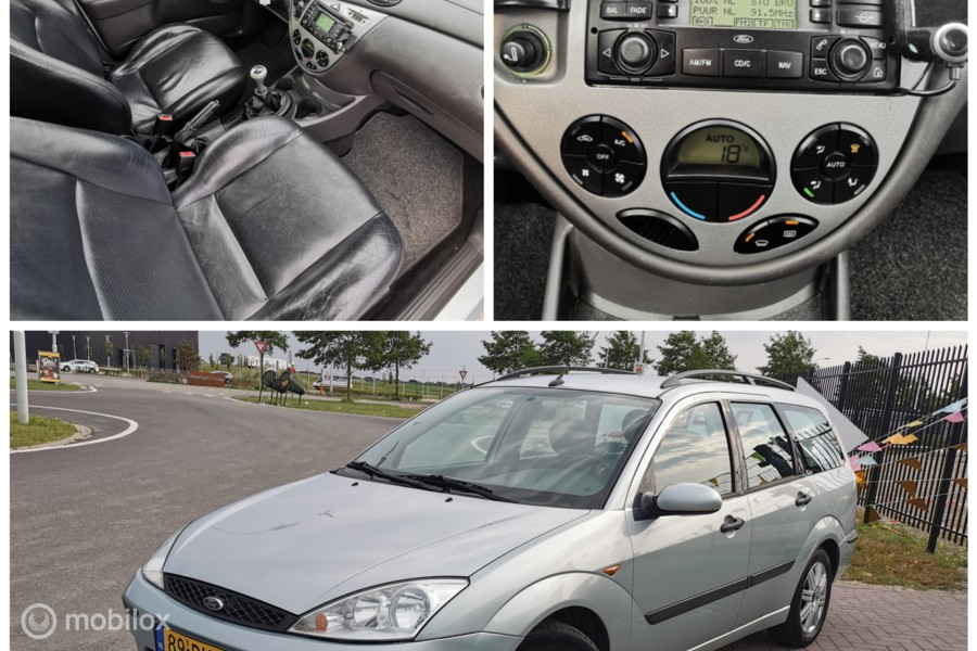 Ford Focus Wagon 1.6-16V Ghia