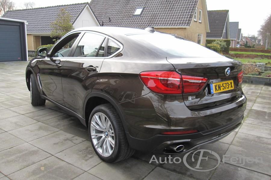BMW X6 xDrive30d High Executive LED HEADUP  PANO SCHUIFDAK INDIVIDUAL