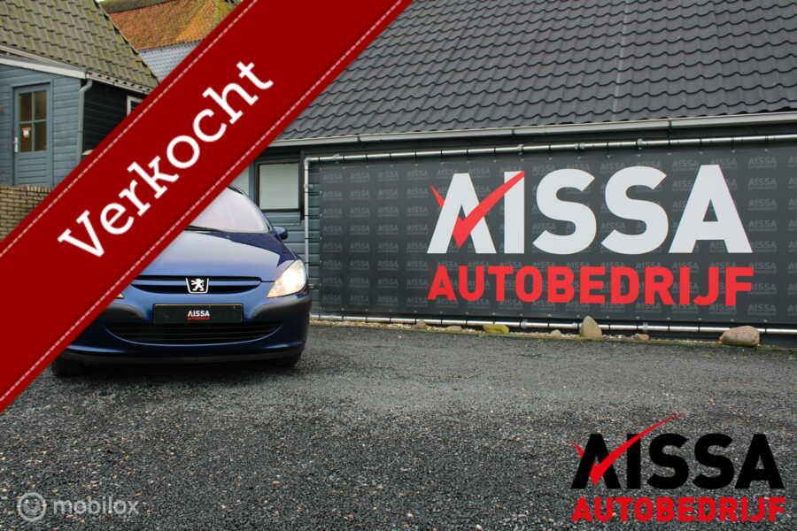 Peugeot 307 1.6-16V XT Pack Automaat APK tot 21-09-2020