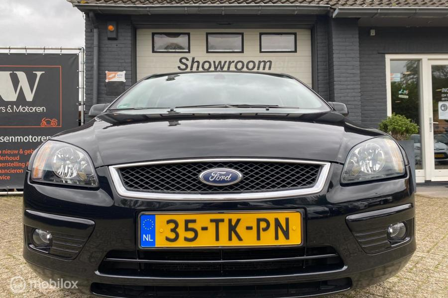 Ford Focus 2.0-16V Rally Edition