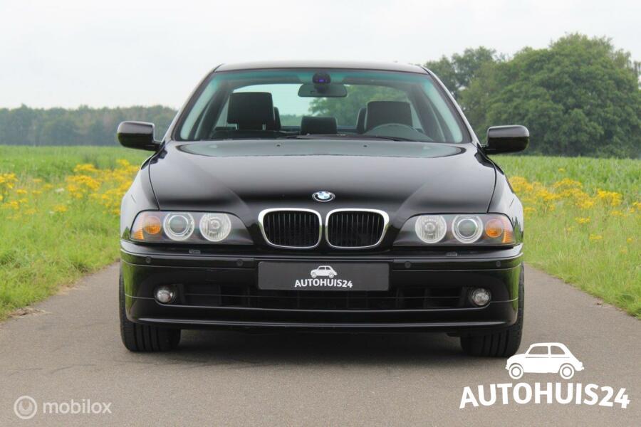 BMW 5-serie 525i Executive (bj2001) #Leder #Sportstoelen #Xenon