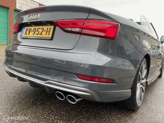 Audi A3 Cabrio 2.0 TFS S3 Quattro 311PK ProLine Automaat 4x4