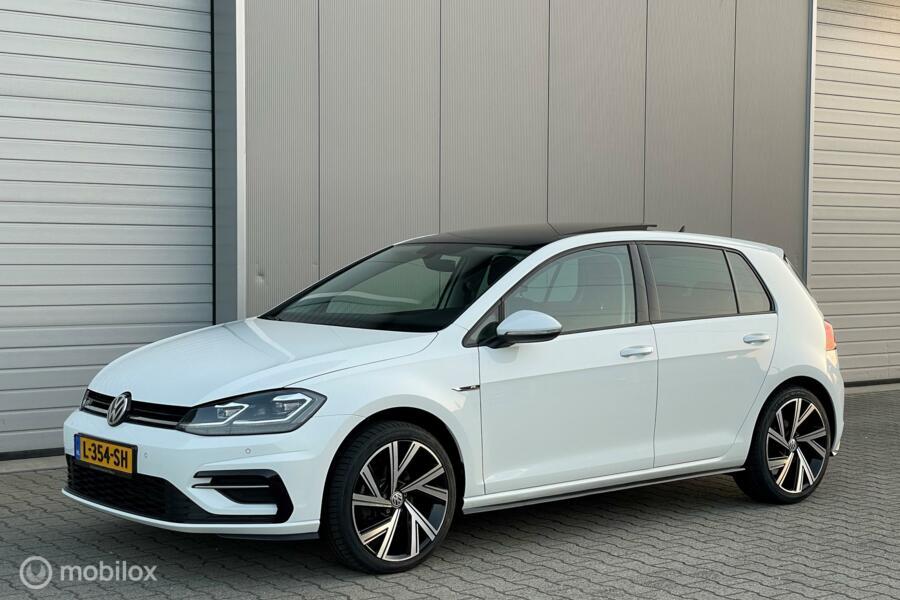 Volkswagen Golf 7.5 1.4 TSI R Line Pano/ACC/PDC/LED/Stoelver