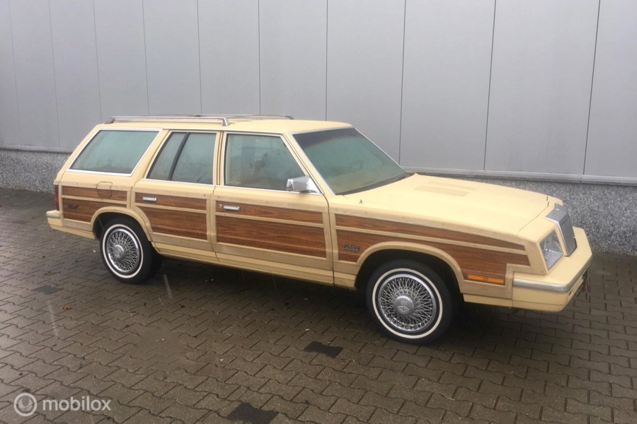 Chrysler Le Baron Town & Country Woody