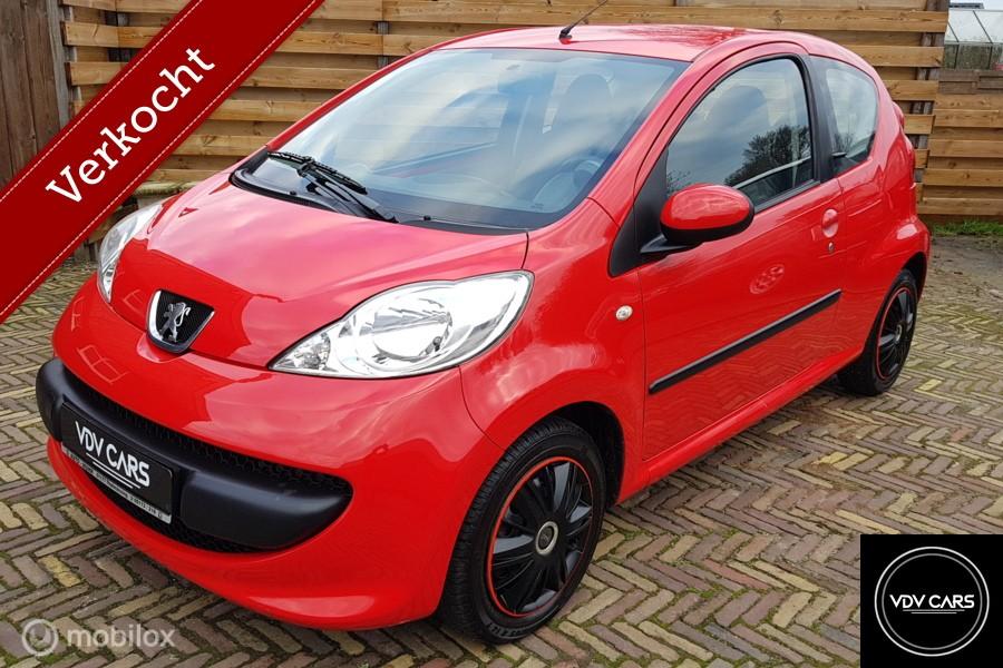 Peugeot 107 1.0-12V XS, Elec.pakket, 1e eigenaar! (Nwe APK)
