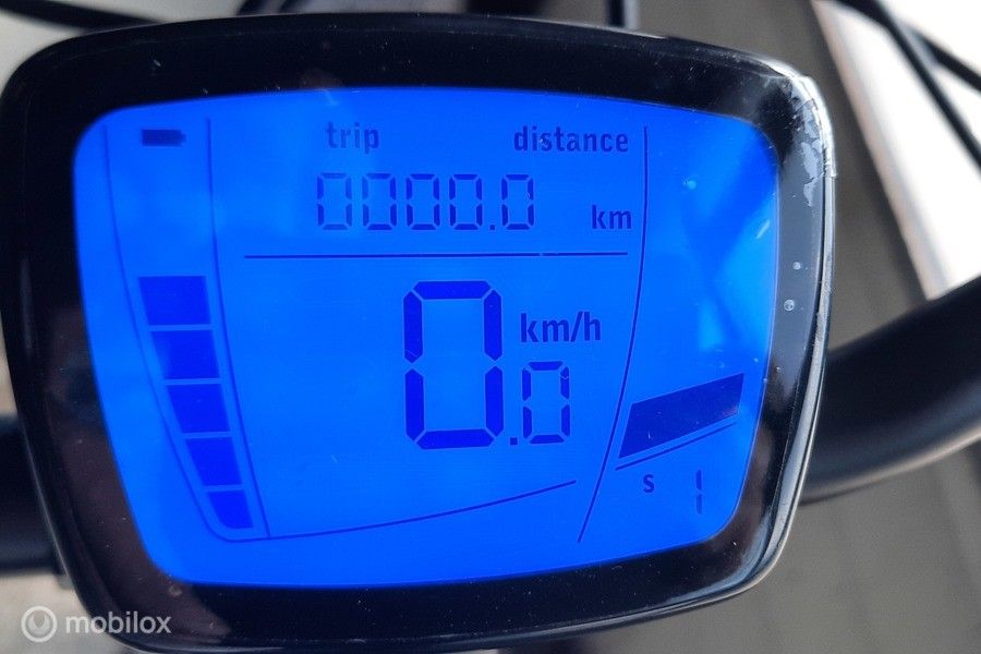 Pointer Edenta electrische fiets (nieuw)