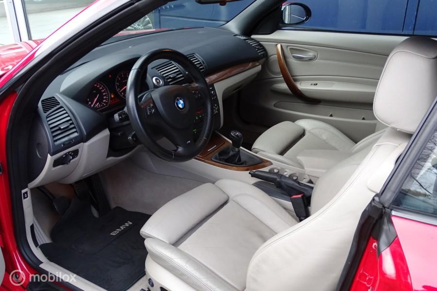 BMW 1-serie Cabrio 135i