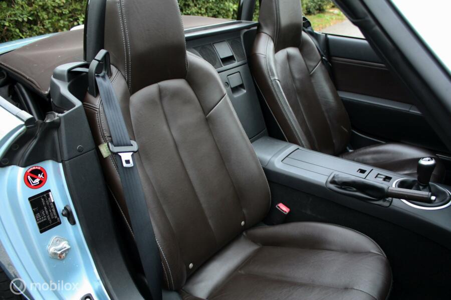 Mazda MX5 NC 1.8 Niseko Edition softtop airco/leer/stoelverw