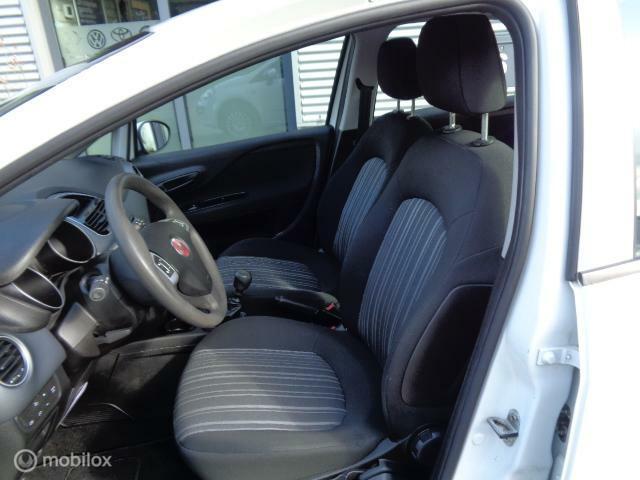 Fiat Punto Evo 1.4 Natural Power Active