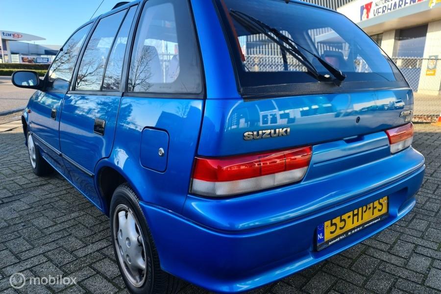 Suzuki Swift 1.3-16V Summum 5D#1e eigenaar/Stuurbkr./distri vv./CV/Elektr.pkkt/139447km