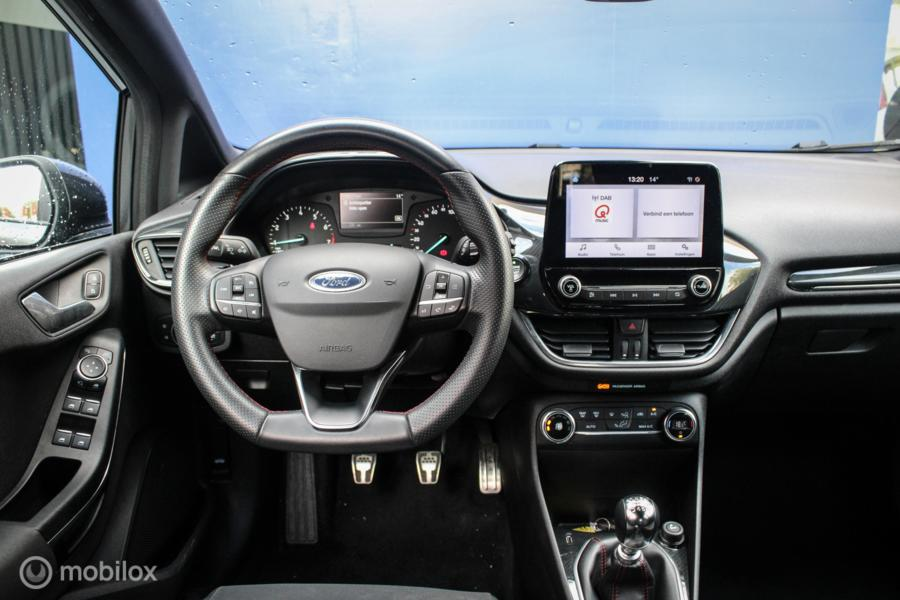 Ford Fiesta 1.0 EcoBoost 140 Pk 5-Drs ST-Line Navi Camera