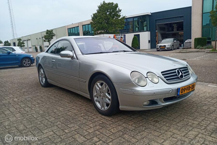 Mercedes CL-klasse 500