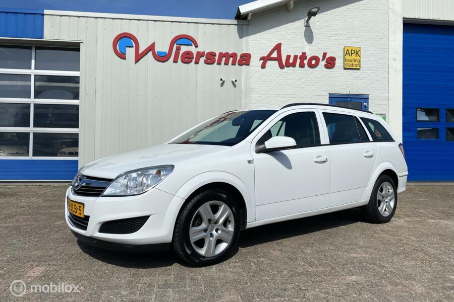 Opel Astra Wagon 1.7 CDTi Business Airco, Trekhaak!