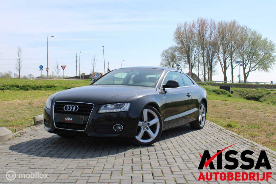 Audi A5 Coupé 3.0 TDI quattro Pro Line APK TOT 26-02-2021!