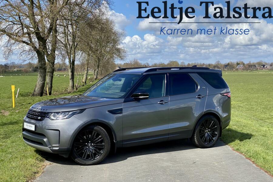 Land Rover Discovery  3.0 Td6 HSE Grijs kenteken topstaat!