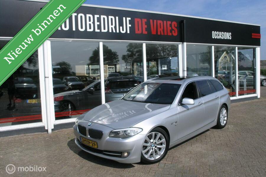 BMW 5-serie Touring 530Xd High Executive Full Options Panodak
