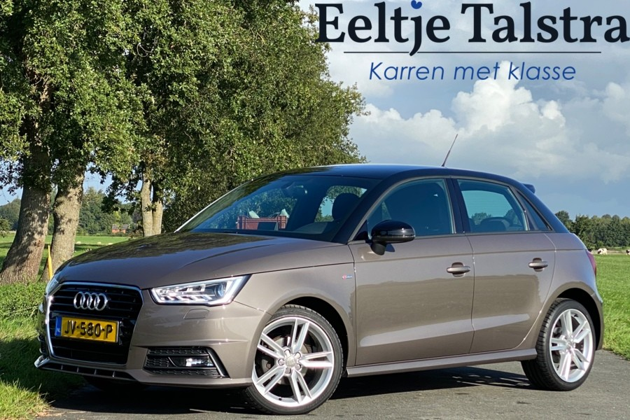 Audi A1 Sportback 1.0 TFSI Sport S-line Admired