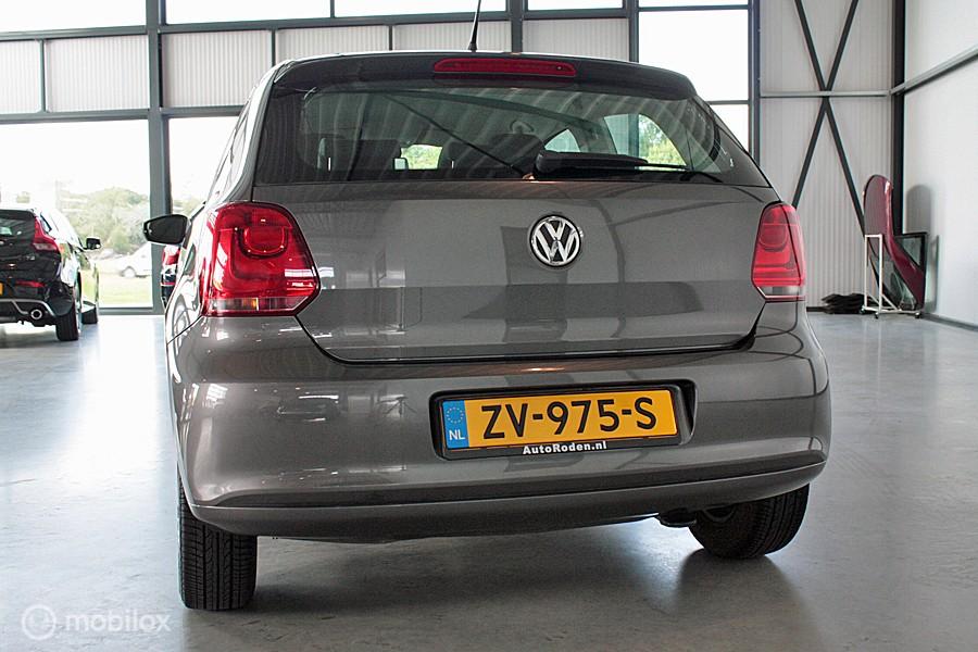 Volkswagen Polo 1.2 Easyline airCo 51.467km!