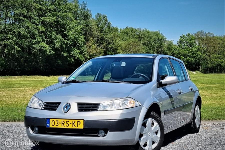 Renault Megane 1.6-16V Expression Luxe, Cruise, Airco, Pano.