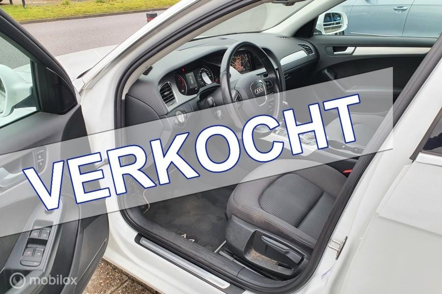 Audi A4 Avant 2.7 TDI Pro Line S, LED/Xenon, Navi, Stoelvw