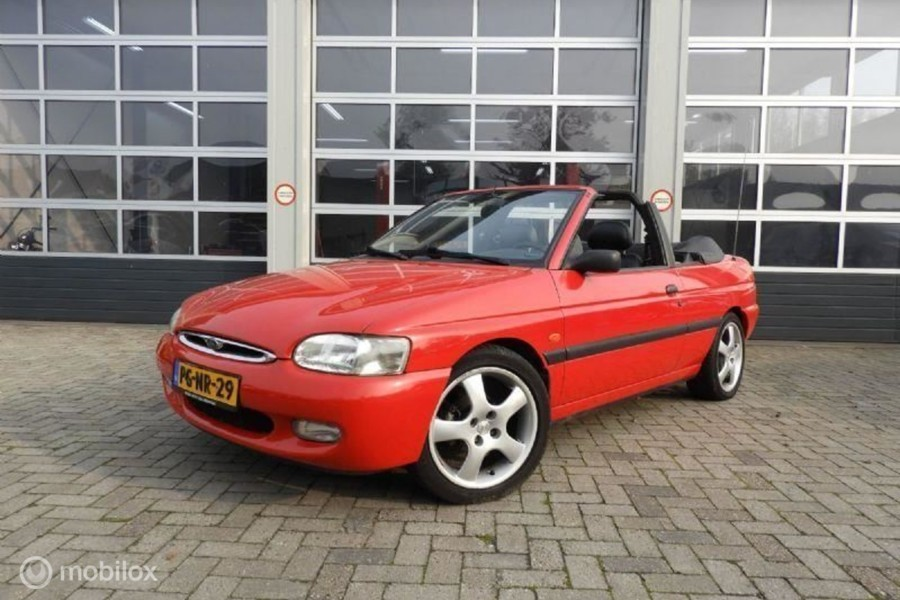 Ford Escort - 1.6 16v pacific cvt airco?>