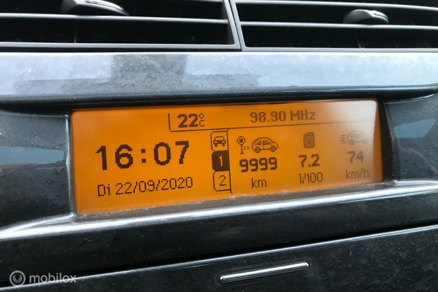Citroen C4 1.6 HDI Ligne Business 280.DKM ECC  CRUISE PANORAMADAK