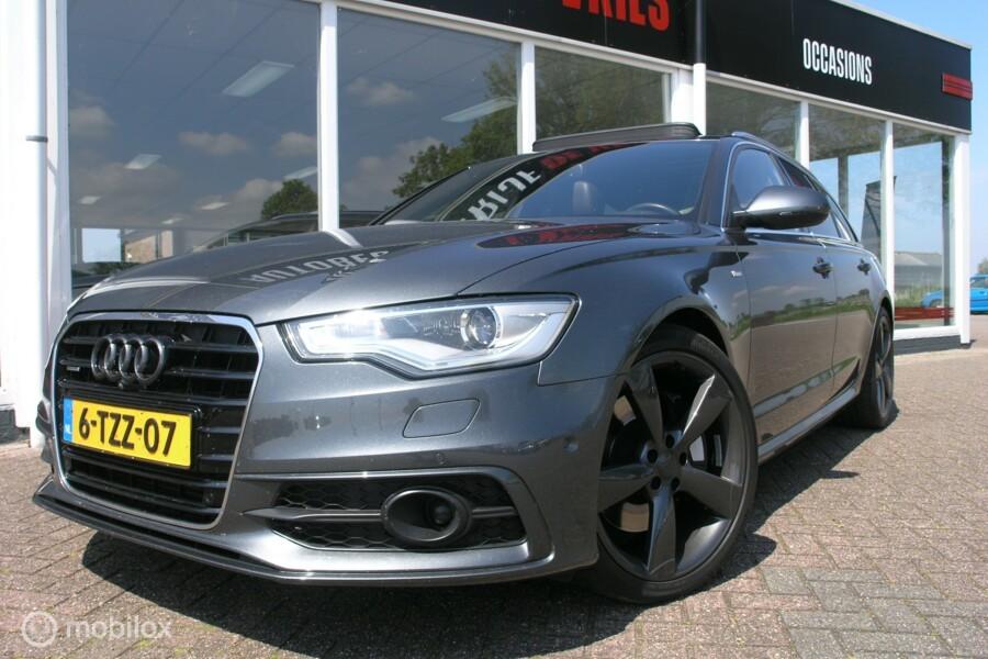 Audi A6 Avant 3.0 TDI BiT Quattro 313PK Full Options 2x S-Line