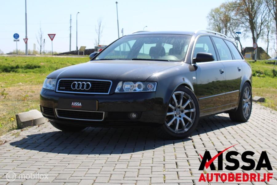 Audi A4 Avant 2.5 TDI quattro Exclusive apk 04-09-2020