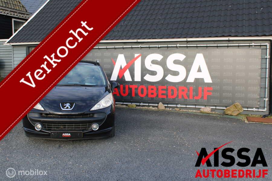 Peugeot 207 SW 1.6 VTi XS  Met Panoramadak APK TOT 07-2020