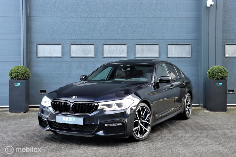 BMW 5-serie 540i xDrive High Executive Dealer|M sport|FULL