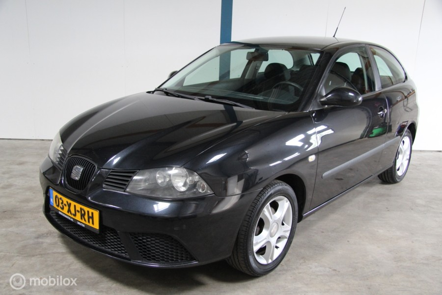 Seat Ibiza 1.4-16V Trendstyle airco