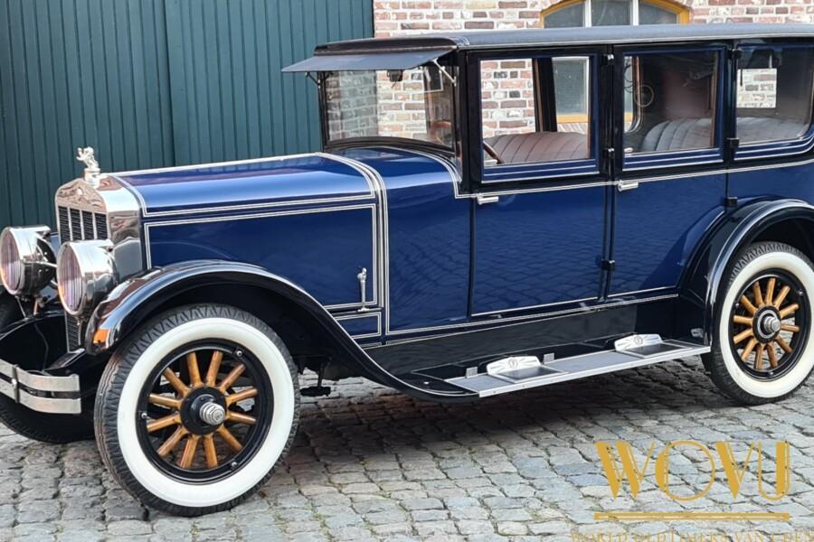Franklin sedan  type 11A  1926