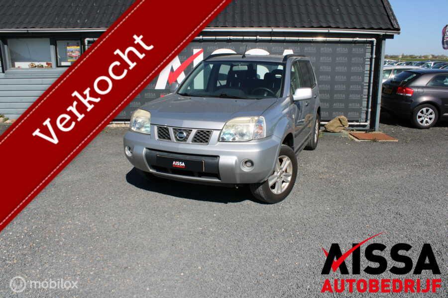 Nissan X-Trail 2.0 Columbia 2wd APK TOT 22-08-2021