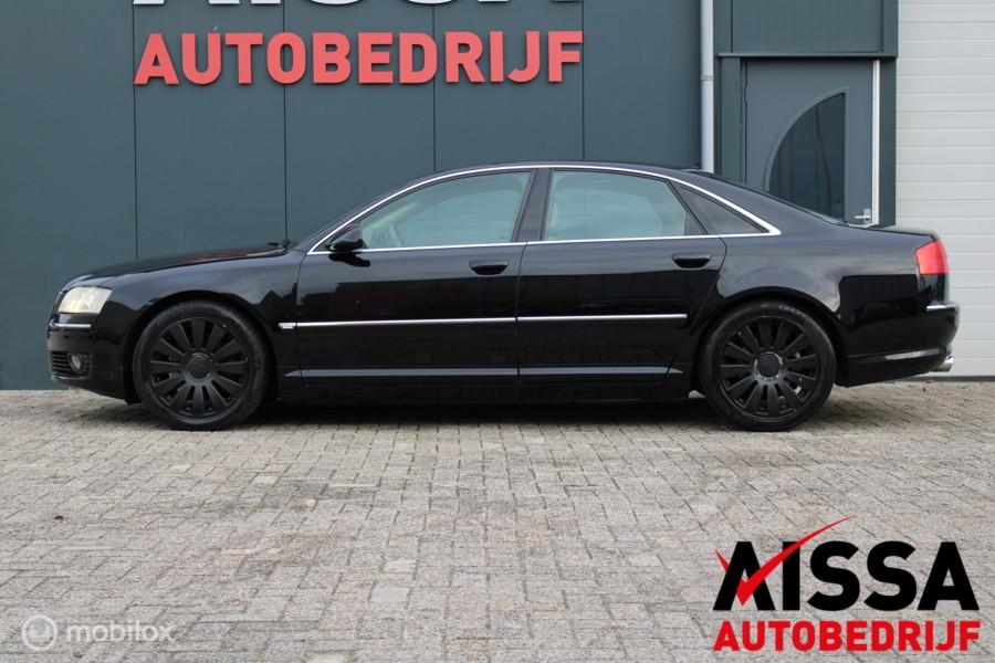 Audi A8 4.2 quattro Pro Line Clima/Cruise/Leer/Navi