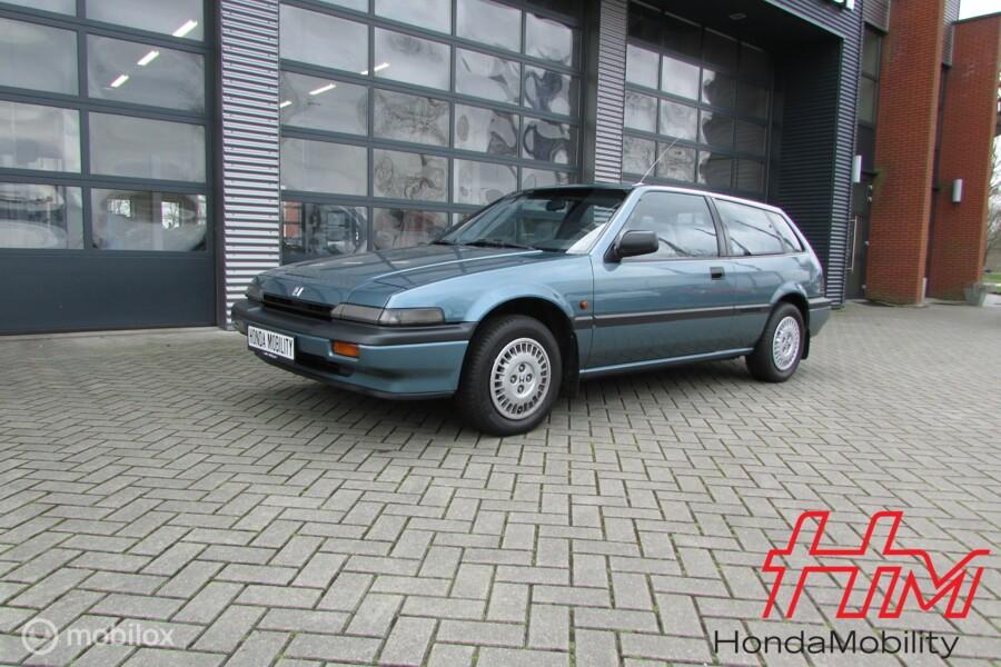 Honda Accord Aerodeck 2.0i EX-ALB kat.