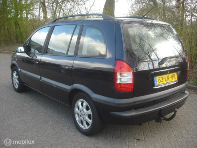 Opel Zafira 1.8-16V 92 KW 7 Pers.  Cruise  Navigatie  Airco