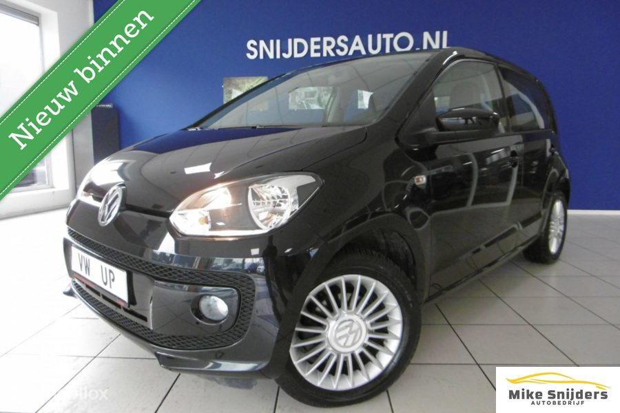 Volkswagen Up! - 1.0 high up BlueMotion met garantie
