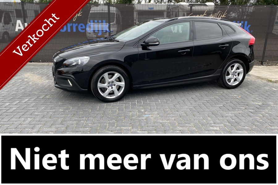 Volvo V40 Cross Country 1.5 T3 Ocean Race  Automaat