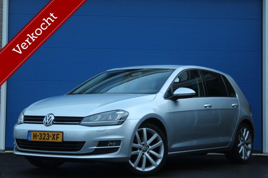 Volkswagen Golf 1.4 TSI DSG Highline | Xenon | Alcantara | Keyless |